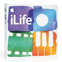 iLife11のレッスン