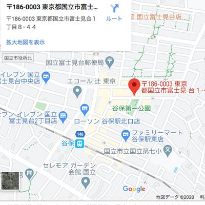 フレンズ地図