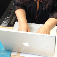 MacBook持ち込みレッスン
